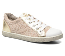 Holly Sneaker in goldinbronze
