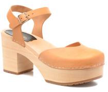 Krillan Sandalen in beige