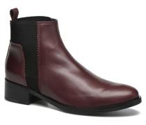 Mièl Stiefeletten & Boots in weinrot