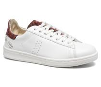 Wild fame Sneaker in weiß