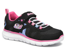 Vim Brite Love Sneaker in schwarz