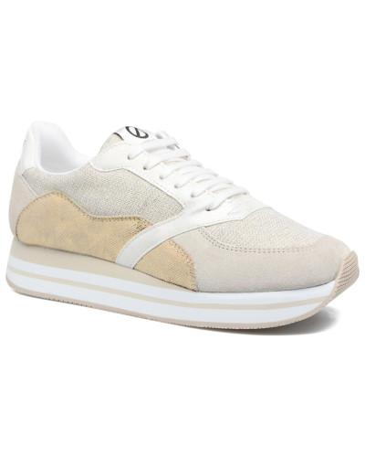 Eden Street Sneaker in weiß