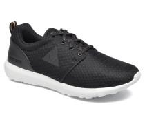Dynacomf W Feminine Mesh Sneaker in schwarz