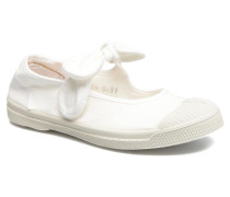 Ballerine Flo E Sneaker in weiß