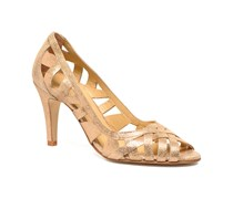Djenny Pumps in goldinbronze