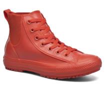 Ctas Chelsea Boot Rubber Hi Sneaker in rot