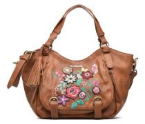 ROTTERDAM Mini LILY Porté main Handtaschen für Taschen in braun