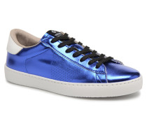 Deportivo Metalizado Sneaker in blau