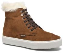 Bota Blutcher Serraje Sneaker in braun