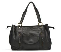PIHANNA Leather bag Handtaschen für Taschen in schwarz