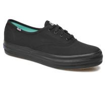 Triple Sneaker in schwarz
