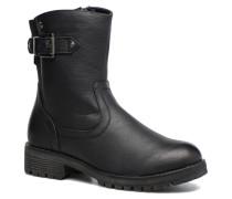 Burdas Stiefeletten & Boots in schwarz