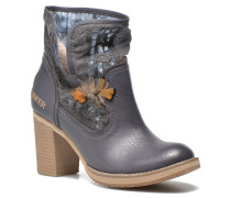 Grace Row Stiefeletten & Boots in blau
