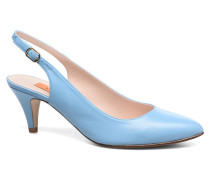 Mali Pumps in blau