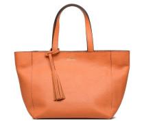 Cabas Parisien Porté Main Handtaschen für Taschen in orange