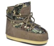 Buzz Paillettes Stiefeletten & Boots in grün