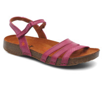 I Breathe 998 Sandalen in lila