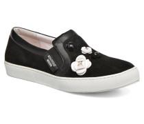Lucca Sneaker in schwarz