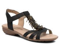 Hype R3645 Sandalen in schwarz
