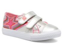 Sunny Lollipop Sneaker in silber