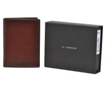 CORENTIN Portefeuille zippée antiRFID Portemonnaies & Clutches für Taschen in braun
