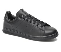 Stan Smith Sneaker in schwarz