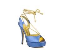 Lisette Sandalen in blau