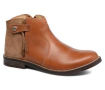 KENZA Stiefeletten & Boots in braun