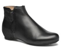 Africo Stiefeletten & Boots in schwarz