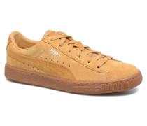 Basket Classic Weatherproof Jr Sneaker in gelb