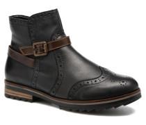 Fiona R2278 Stiefeletten & Boots in schwarz