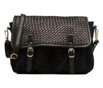 Mini Maths Tresse Handtaschen für Taschen in schwarz