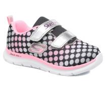 SkechLite Lil'Dots Sneaker in mehrfarbig