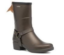 Miss Julie Stiefeletten & Boots in goldinbronze