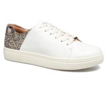 Sage contrast sneaker Sneaker in weiß