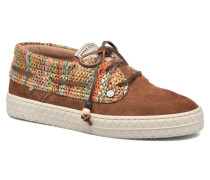 Dylan Fur W Sneaker in braun