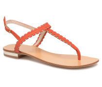 HIZI Sandalen in orange