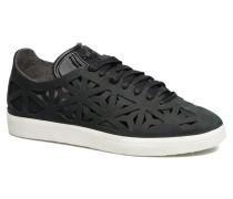 Gazelle Cutout W Sneaker in schwarz