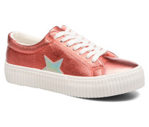 Cherry Sneaker in rot