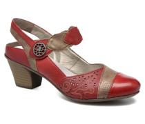 Floris 45175 Sandalen in rot