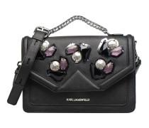 Klassik Diamond Shoulder bag Handtaschen für Taschen in schwarz