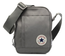 Poly Cross Body Herrentaschen für Taschen in grau