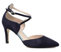 Expression Pumps in blau