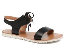 Nova Lace Sandalen in schwarz