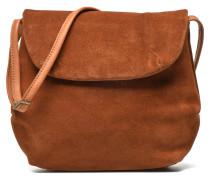 Macca Suede Crossover Mini Bags für Taschen in braun