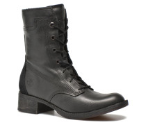 Whittemore Mid Lace Boot Stiefeletten & Boots in schwarz