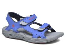 Childrens Techs Sandalen in blau