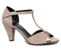 Hepomi Pumps in grau