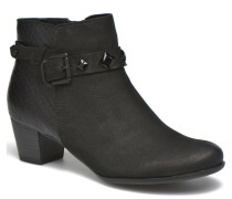 Muge Stiefeletten & Boots in schwarz