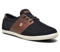 Cypress Suede Sneaker in blau
